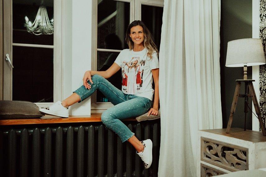 T-krekls Sanda