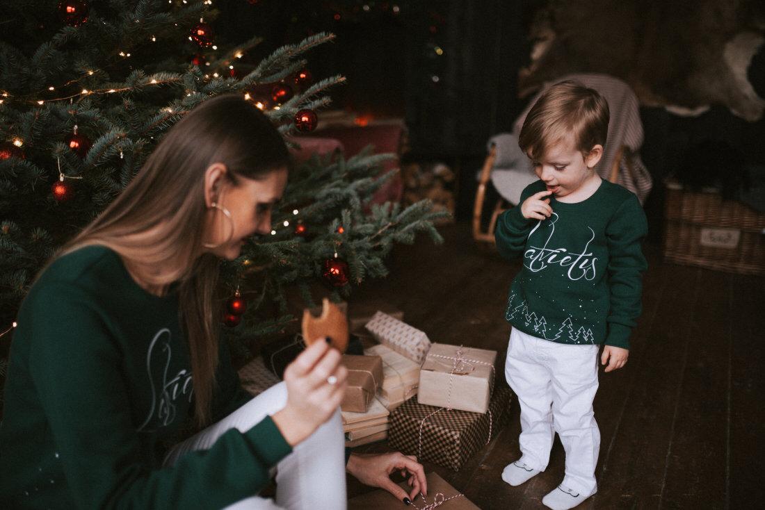 Džemperis ziema Latviete / Latvietis bērnu