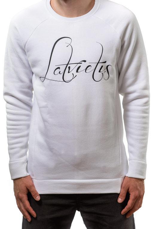 Džemperis Latvietis balts